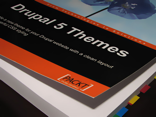 I bookmarked quite a few pages in the book Drupal 5 Themes.