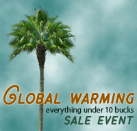 Global warming sale event