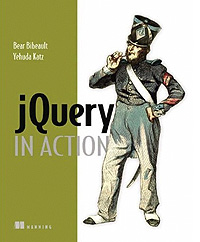 jQuery in Action cover