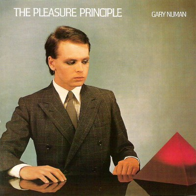 The Pleasure Principle Cover